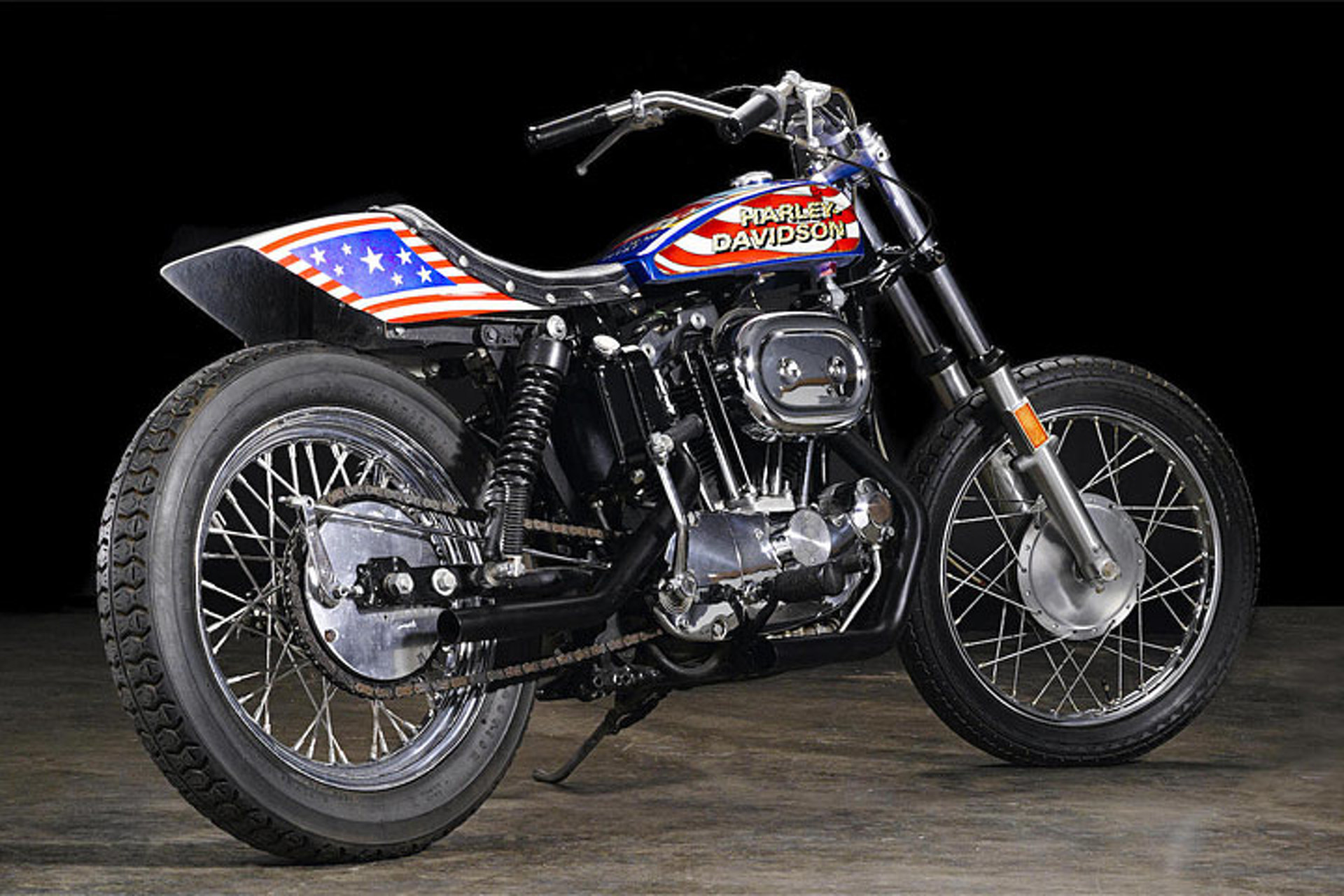 Evel Knievel Motorcycle Heading to Auction—Just Don't Jump It!