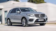 2016 Mercedes-Benz GLE-Class gets IIHS TSP+ rating