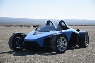 The Drakan Spyder is the Ultimate American Track Toy: First Drive