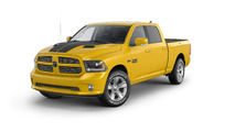 Ram 1500 Stinger Yellow Sport looks to generate some buzz