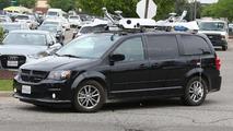 Apple van prototype spied in Metro Detroit