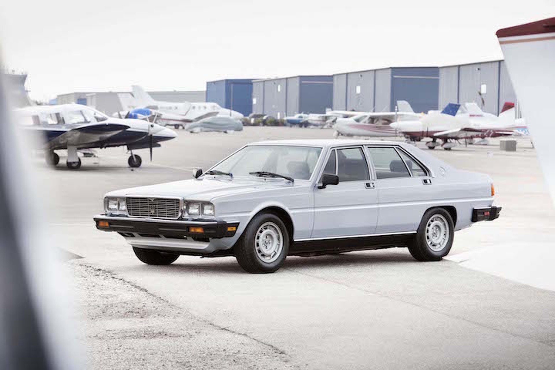 3 Marvelous Maseratis Are Heading to Auction