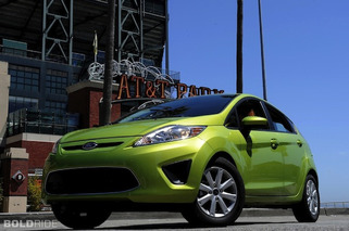 Ford Fiesta Named Women's Car of the Year