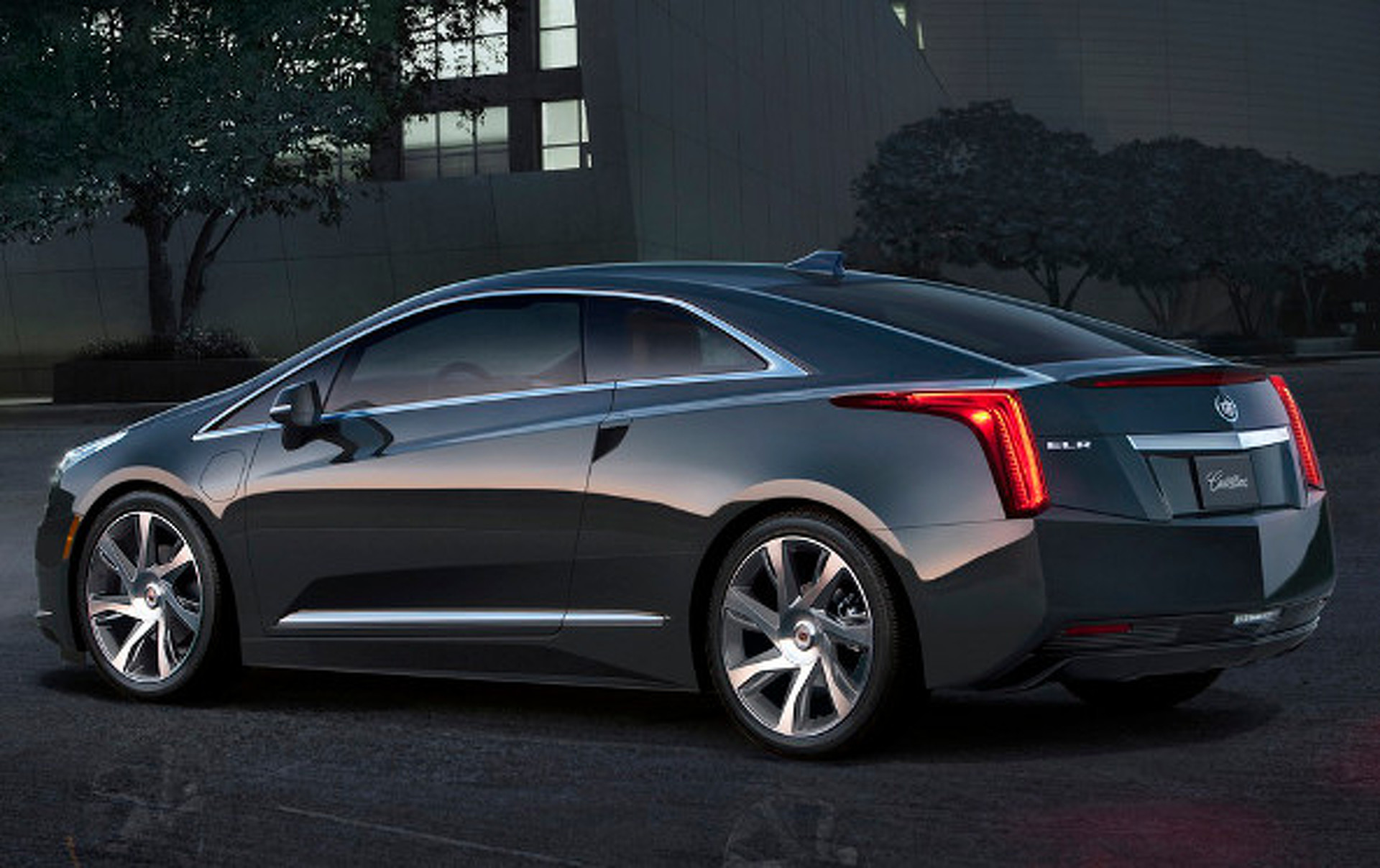 2014 Cadillac ELR Priced $40K More Than Chevy Volt