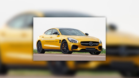 Mercedes-AMG GT4 sedan concept to surprise in Geneva