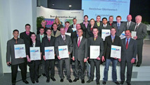 Volkswagen Best Apprentice Award 2006
