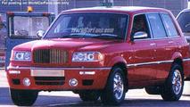Original Bentley Dominator SUV