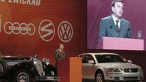 Audi Tradition Celebrates 100 Years