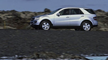 New ML 420 CDI 4MATIC Introduced