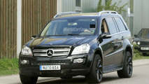 Spy Photos: Mercedes GL Class 63 AMG