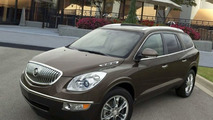 Buick Enclave supplies running low