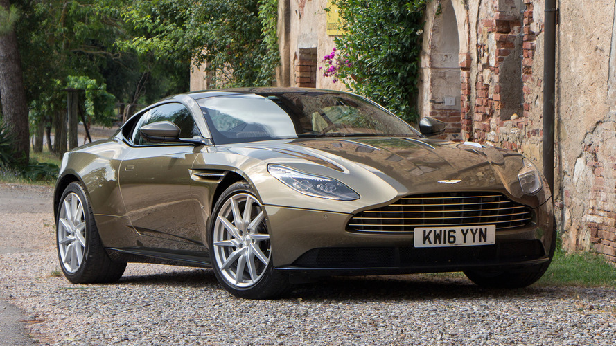 First Drive: 2017 Aston Martin DB11