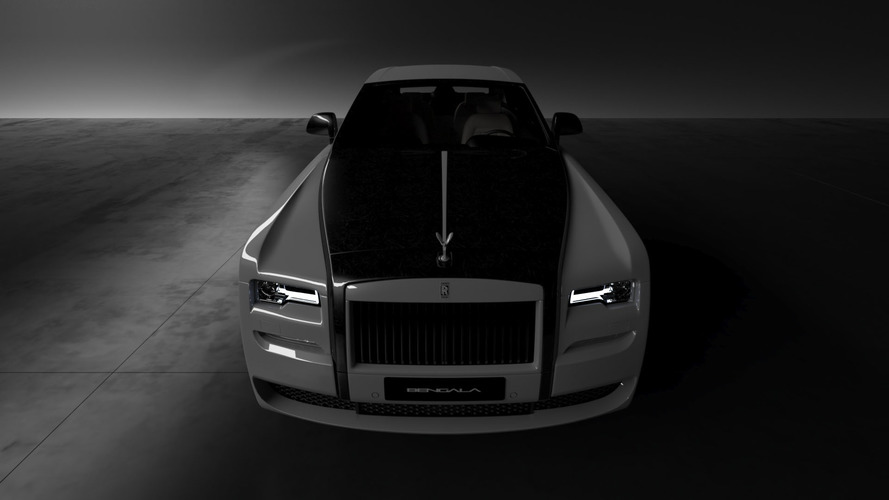 Tuner gives Rolls-Royce models forged carbon fiber, an industry first