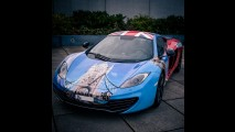 McLaren MP4-12C 'London Style'