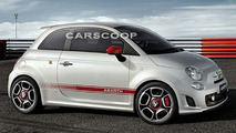 LEAKED: Fiat 500 Abarth