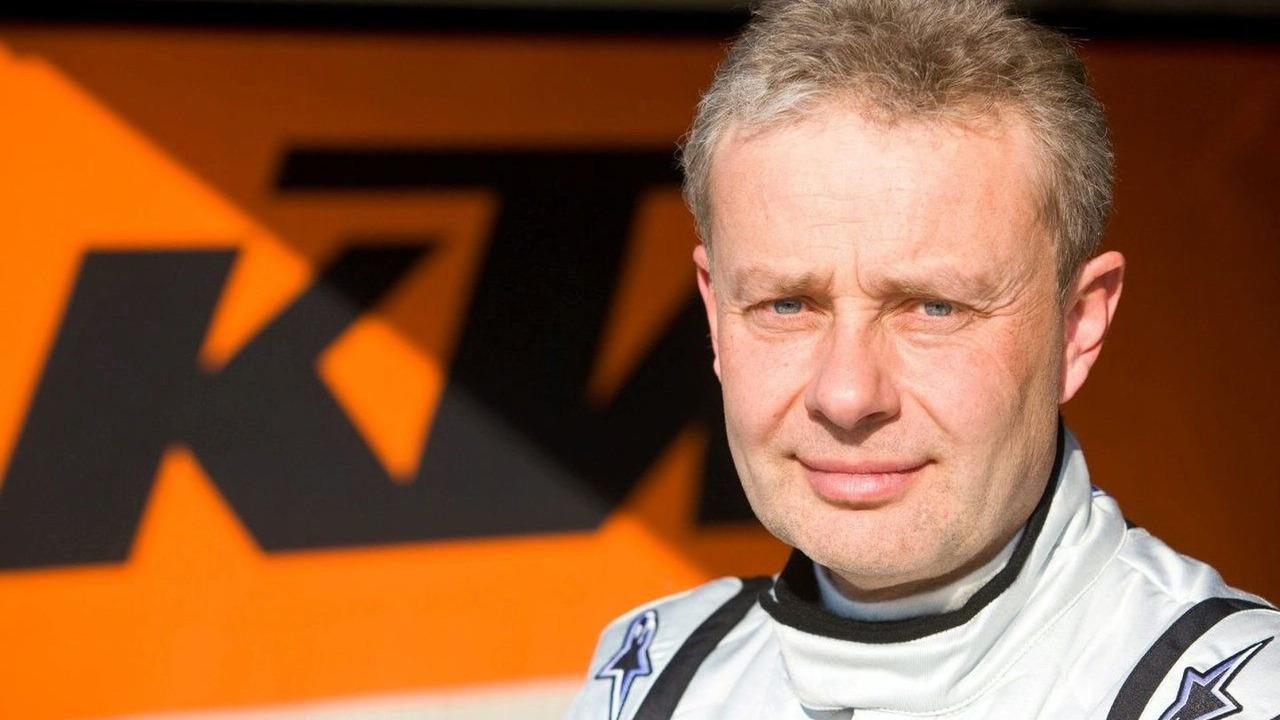 KTM X-Bow driver Loris Bicocchi