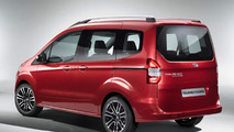 Ford Tourneo Courier five-seat 05.03.2013
