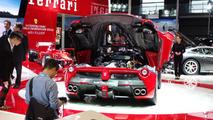 LaFerrari visits Auto Shanghai