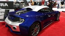 Sbarro Réact'EV at 2013 Geneva Motor Show