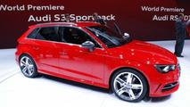2013 Audi S3 Sportback at 2013 Geneva Motor Show