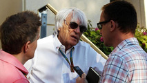 Ecclestone lets frustration show in Malaysia