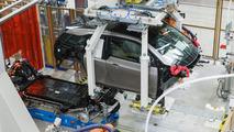 2014 BMW i3 production starts in Leipzig