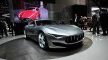 Maserati rep confirms Alfieri EV