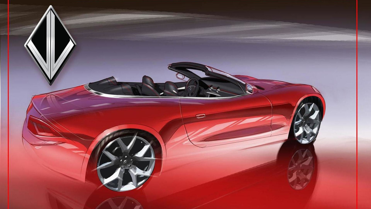 VL Automotive concept for the 2014 NAIAS