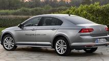 Volkswagen Passat Alltrack sedan render