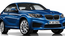 BMW X2 allegedly coming in 2017
