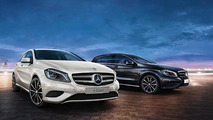 Mercedes A-Class 2 Style Edition revealed for Germany