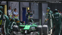 Changes afoot as Caterham's new era begins