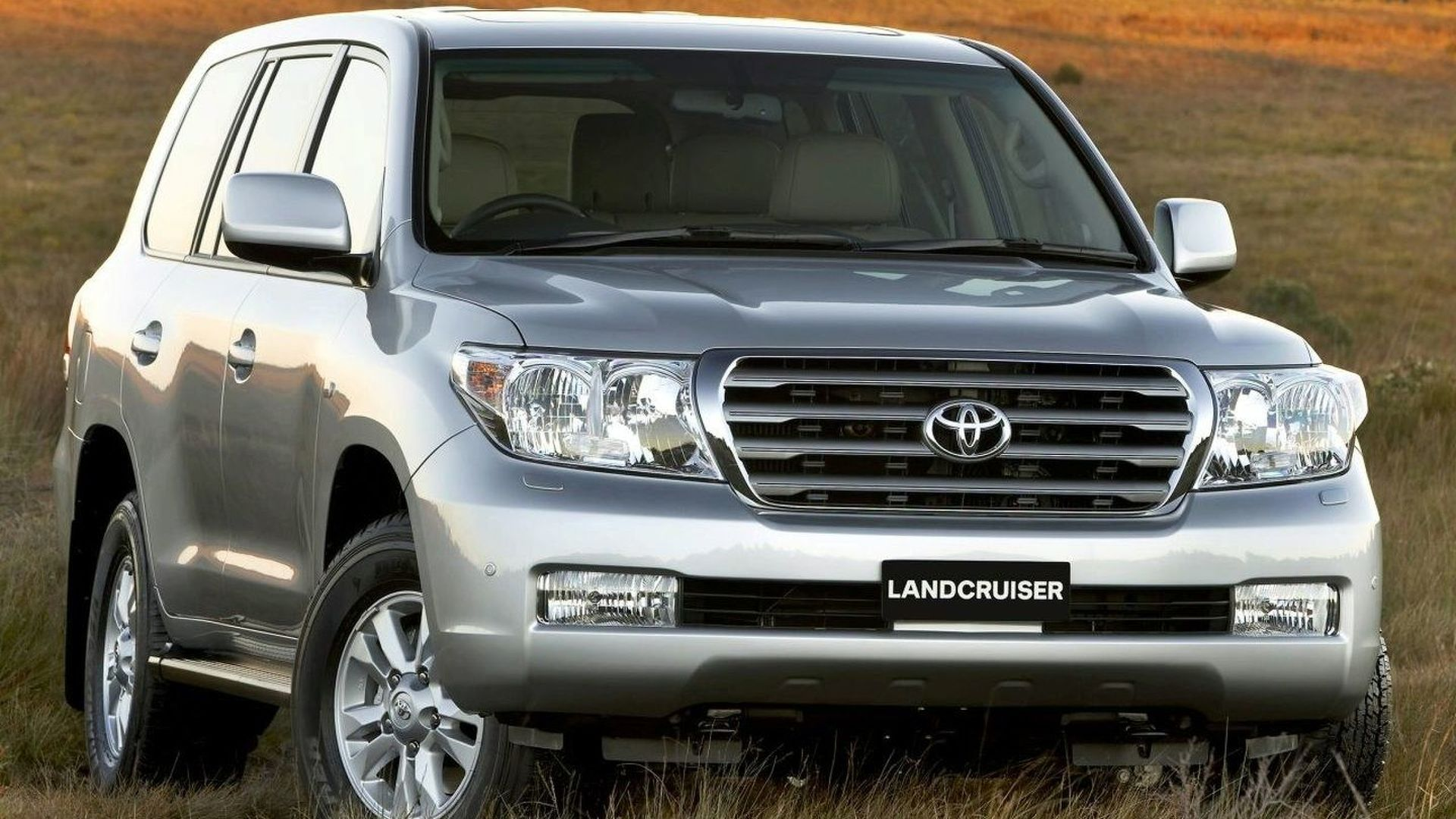 New Toyota LandCruiser at Sydney Motorshow