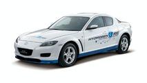 Mazda RX-8Hydrogen RE Hybrid