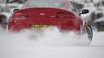 Aston Martin on Ice event - 23.12.2011