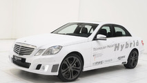 Brabus Project HYBRID based on Mercedes E 220 CDI BlueEFFICIENCY