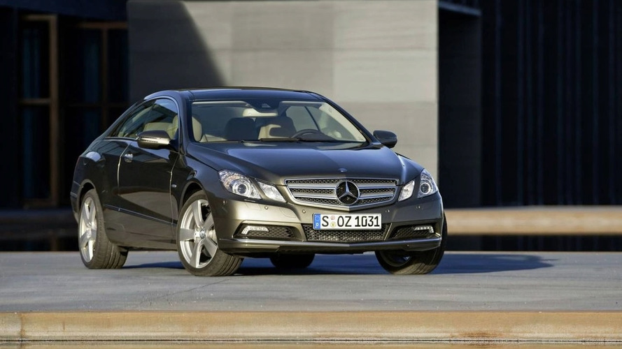 Mercedes E-Class Coupe Promotional Video