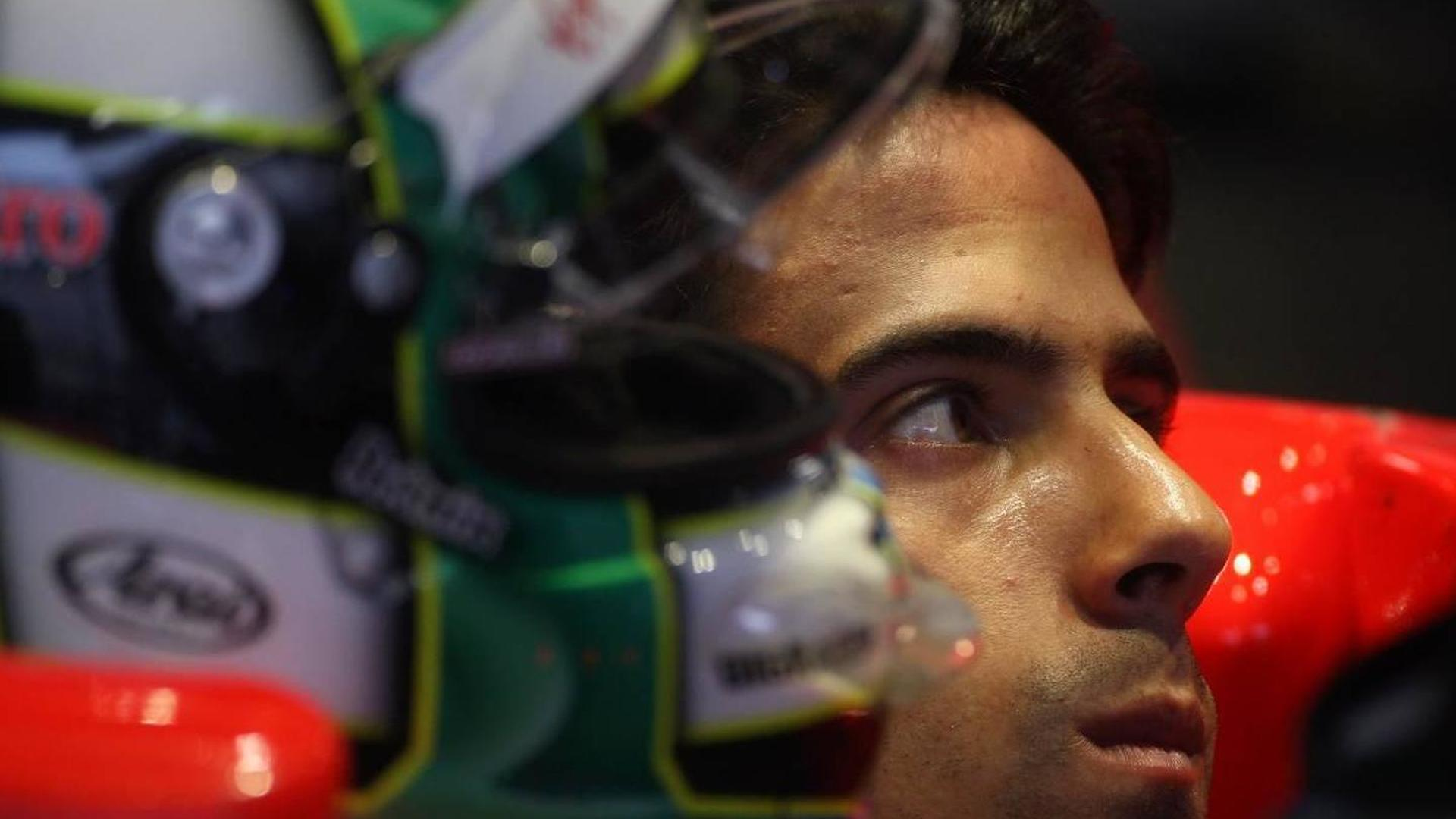 Di Grassi admits risk of losing Virgin race cockpit