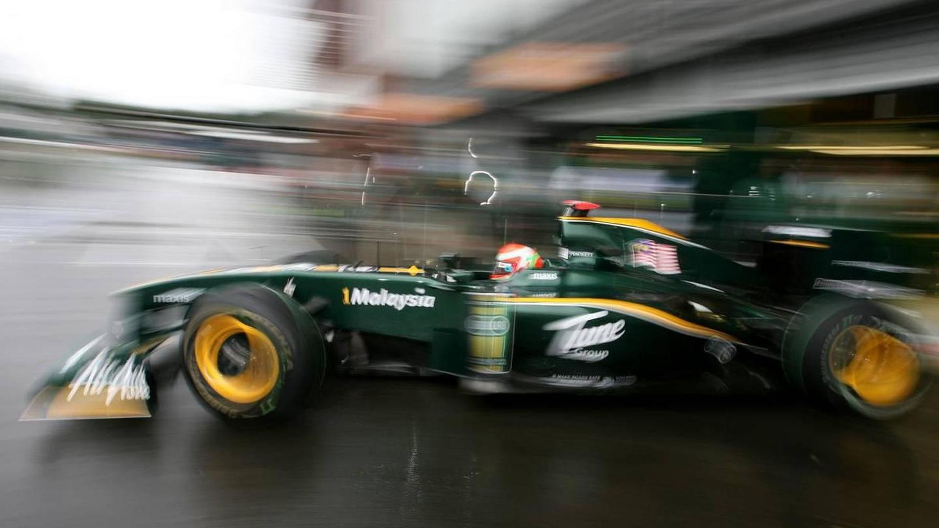 Lotus to use Renault gearbox in 2011 - report