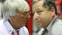 Ecclestone backs Todt for FIA president