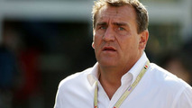 Gillett went to Spa to confirm Donington GP plans