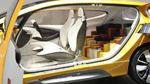 Renault R-Space concept debuts in Geneva