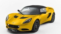 Lotus Elise 20th Anniversary Edition unveiled with 10 kg diet