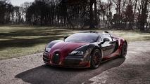 Bugatti Veyron Grand Sport Vitesse La Finale unveiled