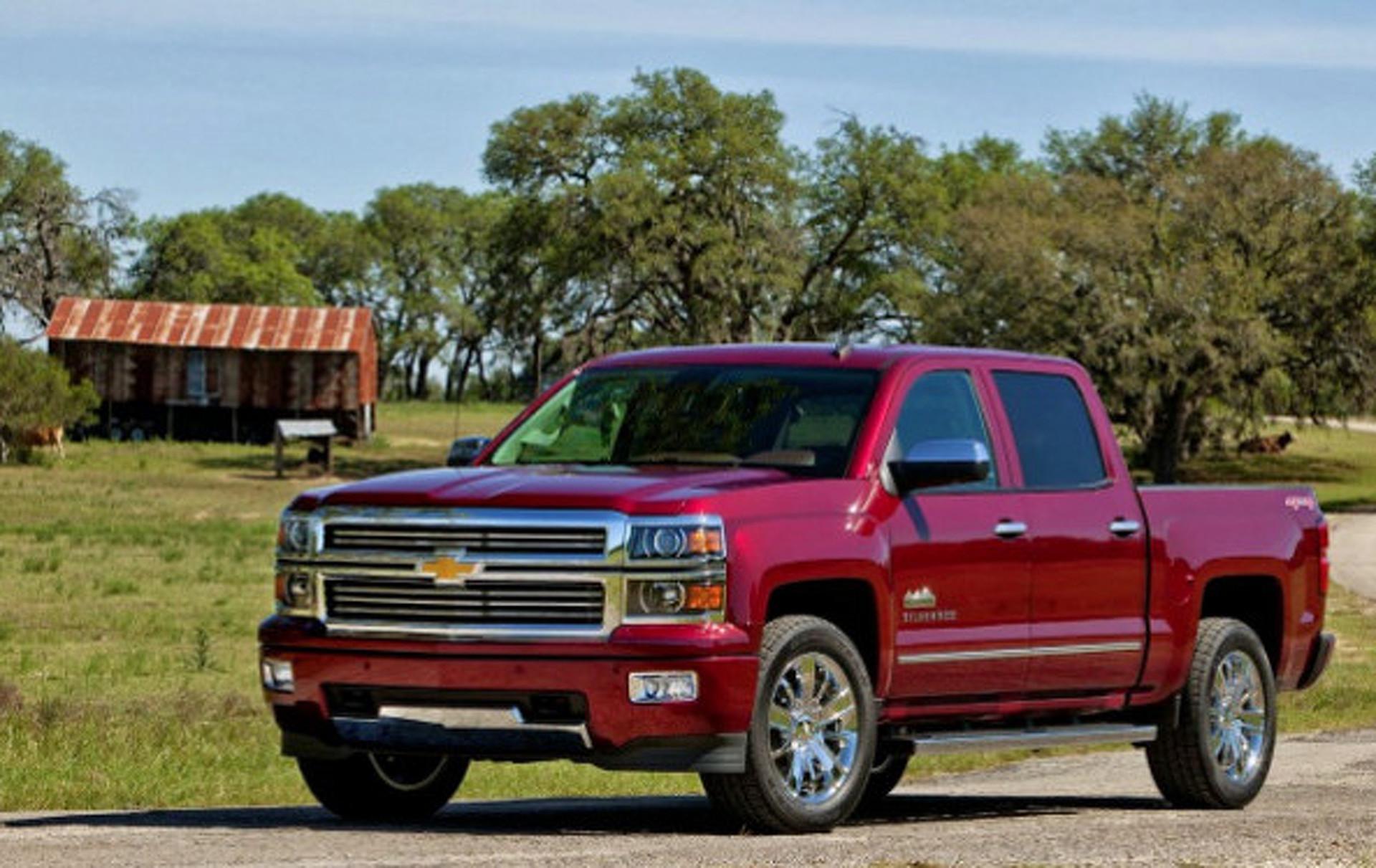 General Motors 3D Scanning Competitors' Vehicles