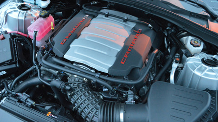 2016 Chevrolet Camaro SS: Review