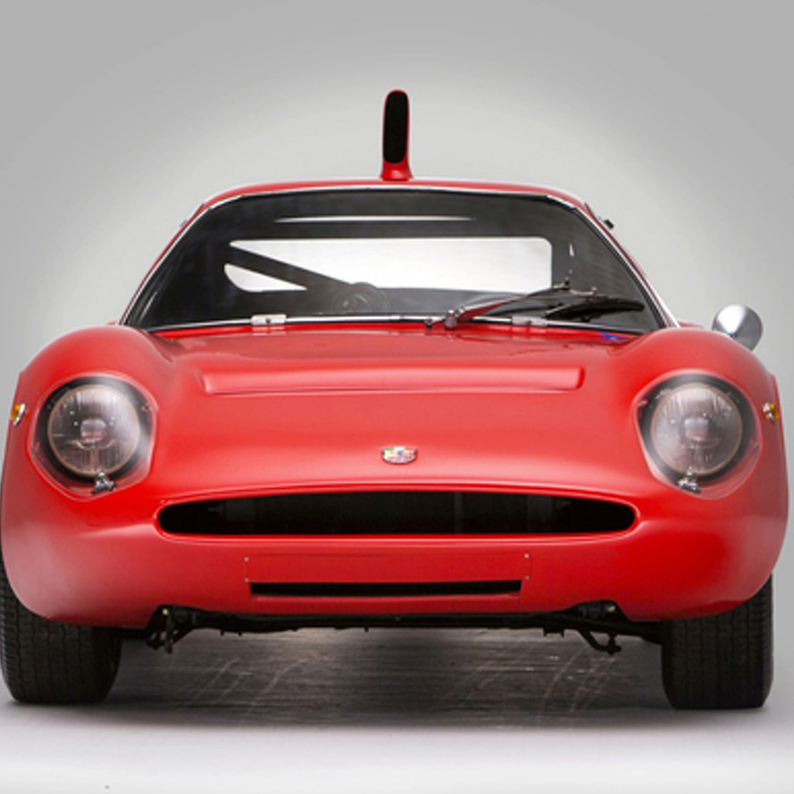 Down Periscope: 1967 Abarth 1300OT Periscopica Heads to Auction