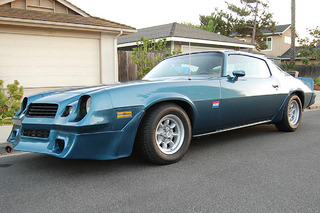 This 1979 Concept Camaro is One Rare Street Machine