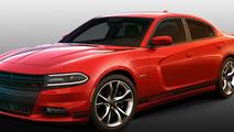 2015 Dodge Charger R/T gains a Mopar '15 Performance Kit