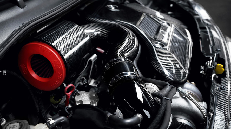Pogea Racing S Fiat 500 Abarth Packs 405 Hp Into Carbon